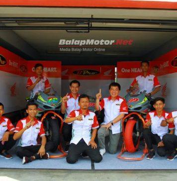 Honda B Pro Racing Team Lebih Memilih Andalkan Duet Rider Senior, Berikut Alasannya