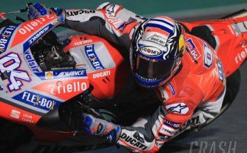 Hasil MotoGP Qatar 2018 Semua Kelas, Dovizioso Jadi Juara di Kelas MotoGP