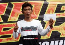 Disupport Racing Start dan ABRT20, Dwi Batank Juara Umum Dengan Ban Swallow