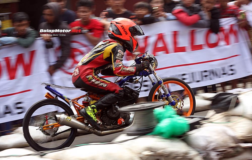 Bersama Racing Start dan ABRT20, Dwi Batank Juara Umum Lagi