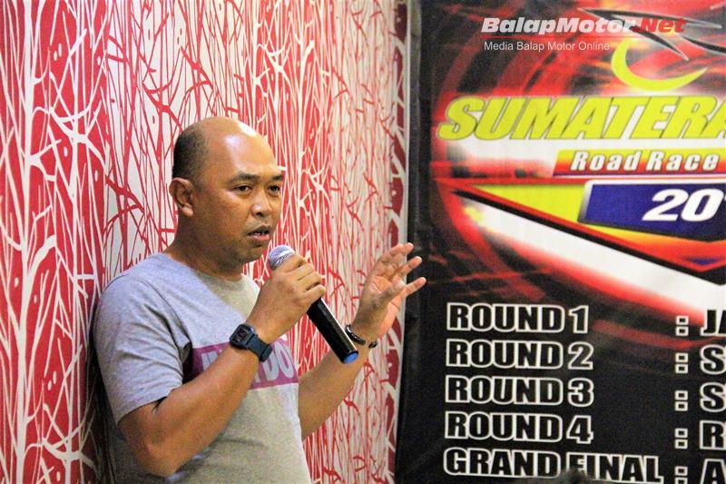 Sumatera Cup Prix (SCP) 2018 Akan Singgah 5 Provinsi, Sponsornya Naik 100 Persen, Wow!!