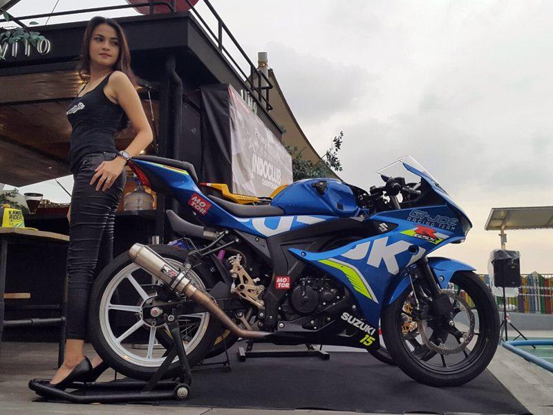 GI-JOE Racing Team, Tim Milik Komunitas Wartawan Terus Bersiap Hadapi Indoclub Championship 2018