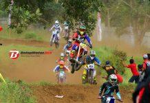 Hasil Moto 1 Kejurnas Grasstrack & Indiel Series Gedongsongo 2018