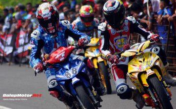 Hasil Jateng Race Series Putaran 3 Kebumen 18 Maret 2018