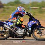 Ikut Semarakan Motoprix Bulungan 2018, Fardan Speed Boyong Idris Bustomi