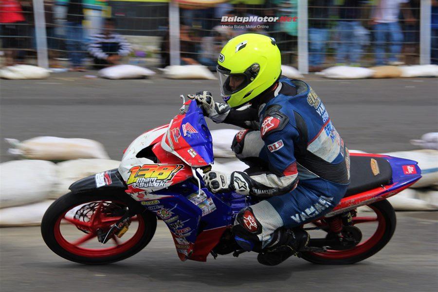 Tim Honda Arya 117 Motorsport Perkenalkan Pasukannya di Road Race Wonosari, Fokus Pemula