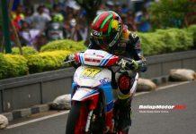 Tampil di Road Race Kebumen, Irfan Chupenk: Motor 2 Tak Jawa Istimewa!