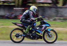 Kehandalan Ban IRC Fasti Terbukti di Motoprix Bengkulu Lewat Maruli Laden