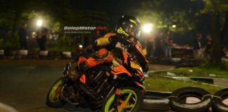 Hasil Super Night Road Race 2018 Seri 1 Cirebon