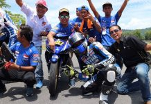 Kejurnas Pirelli Motoprix 2018: Ban Pirelli Borong 8 Podium Dari Bengkulu dan Singkawang