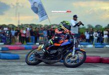 Danlanud C-Racing Open Race 2018: Rajai Kelas Open, Reza Fahlevi Nyaris Sapu Bersih Semua Podium