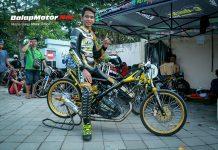 Yudha AP Rajai Bebek TU 200cc Kejurnas Drag Bike Lombok
