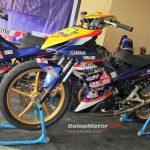 Teknologi Balap Dunia di MX King Yamaha Aditama Motorsport