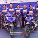 Come Back Sempurna Usaha Jaya Racing Team Aceh di Motoprix Bengkulu 2018