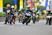 Road Race Blora 2018: Panitia Buka Kelas Sport 2 Tak, Berikut Layout Sirkuit