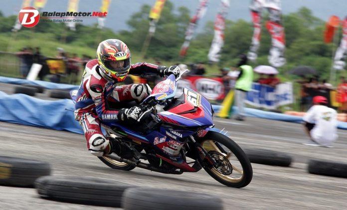 Pembalap Pemula B Yamaha Denas