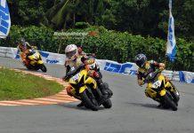 Yamaha Cup Race Singkawang 2018 : Antusiasme Tinggi di Kelas Aerox 155, Pakai Ban Khusus Dari IRC