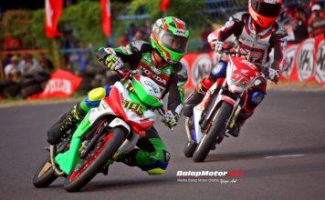 Perdana Ikuti Honda Dream Cup, Daffa Krisna Putra Optimis Dengan Supra GTR?
