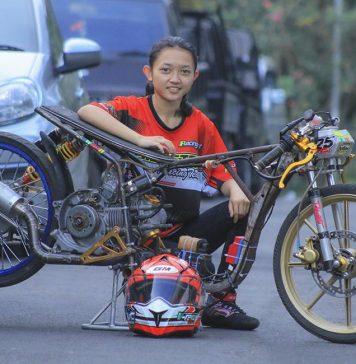 Dragbike Brigif, Cimahi 2018: Daffa Della Siap Tarung Lagi!