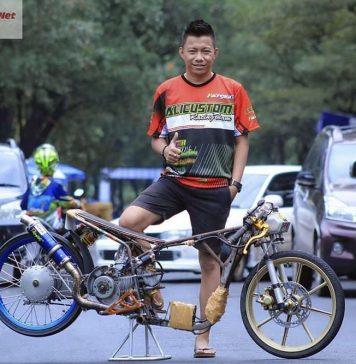 Dragbike Palembang: Ali Custom Jawara Petshop Racingstart Datangkan Daffa Della, Ancaman Matic!