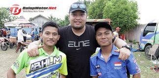 Motoprix Padang 2018: Agus Setiawan dan Irvanysyah Putra Lubis Punya Target Tinggi di Seri 2