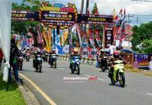Seri 1 IRC Sumatera Cup Prix 2018 Muara Bulian Jambi : Diserbu Starter, Penonton dan Sponsor