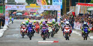 Hasil Kejurnas Pirelli Motoprix Purwokerto 1 April 2018