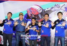 Galang Hendra Pratama Siap Tarung Di World Supersport 300 Musim 2018