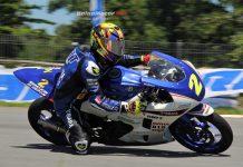 Pembalap 51 Tahun Ini Juarai Race R25 Comm di Yamaha Cup Race (YCR) 2018 Singkawang