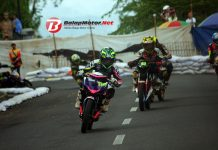 Best Moment Gadhuro Road Race Seri 1 Wonosobo 2018 (Part 1)