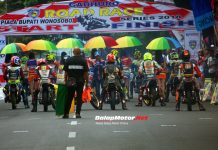 Agenda Balap: Gadhuro Road Race Seri 2 di Kajen 16 September 2018, Sudah Fix!