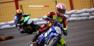 Bukan Mitos! Ervantona Juara Underbone 2T dengan Yamaha Fiz-R Berkapasitas 116cc