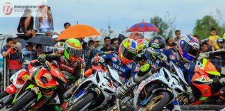 Kejurda Roadrace Mottoprix Lampung Digelar Hari Rabu-Kamis, 9-10 Mei 2018, Ada Tambahan Matic Wanita & Supermoto
