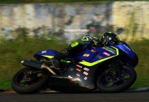 Richard Taroreh Superior di Race Sport 250 Pro Putaran 2 YSR 2018