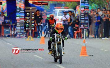 Hasil IOR Otomotif Drag Bike Championship Pekanbaru-Riau 13 Mei 2018