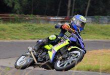 Galang Tor Tor, Mantan Grasstracker Asli Kudus Yang Mulai Unjuk Gigi di Motoprix Jawa 2018