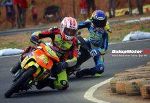 Duel Sengit 3 Pembalap, Ervantona Sikat Sakti Andre dan M Nurgianto di Kelas Underbone