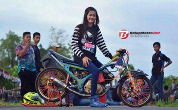 Jelang IDC 2018 Seri II: Si Cantik Inna Nunil Siap Goyang Karanganyar