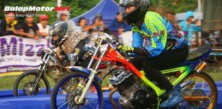 Hasil SSC Racing Start Latber Drag Bike Semarang 26 Mei 2018