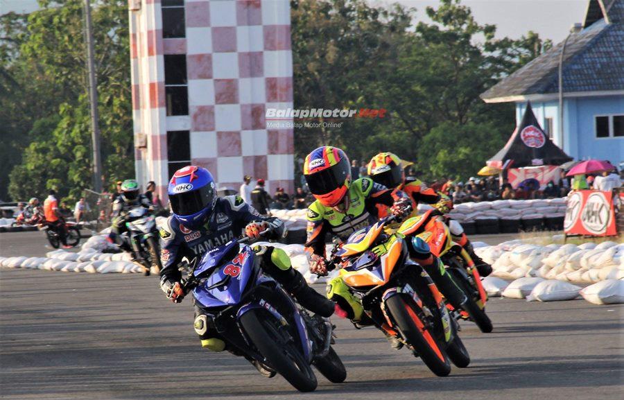 Motoprix Wonosari 2018 : NHK Berikan Pelayanan Lebih Kepada Pembalap Pengguna Helm NHK