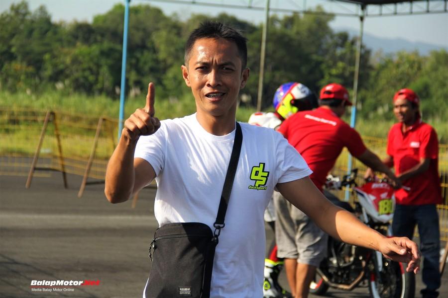 Video Profil Tim Honda Duck 57 Racing Team, Tim Milik Legenda Balap Indonesia Hokky Krisdianto
