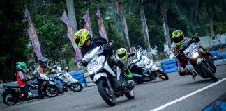 Yuk Merapat di Matic Race Trijaya Sumber Production Brigif, Cimahi