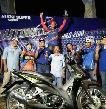Richard Chandra Jadi Bintang di Grasstrack Belitung Timur, Buktikan Kualitas SSS Racing & Excel Takasago