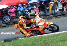 KPU Open Roadrace Majalengka: Riki Ibrahim Siapkan Mental Jelang Motoprix Seri III