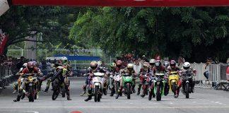 Hasil Seri 1 Kejurda Motorprix Honda Sonic IMI Aceh 2018