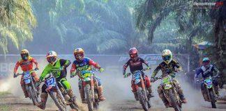 Hasil Kejuaraan Djarum Super Grasstrack Cup Grand Final 2018 Lampung Tengah
