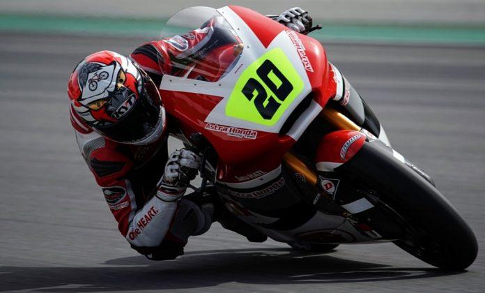 Dimas Ekky Akan Berlaga di GP Moto2, Dapat Wildcard Seri Catalunya!