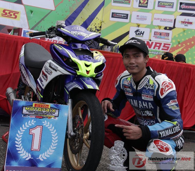 Pimpin Klasemen MP2 Motoprix Sumatera, Doohan Fokus Terus Curi Poin, Ingin Balik di Jawa
