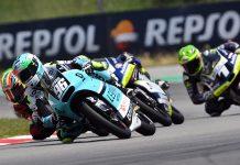 Hasil FIM CEV Repsol Circuit De Barcelona - Catalunya 10 Juni 2018