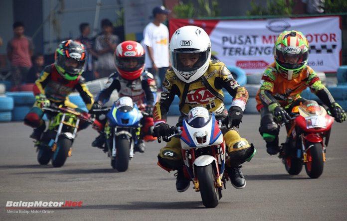 Bank BJB FUD Championship MiniGP 2018 Seri 2 Digelar 8 Juli di Revo Mall Bekasi